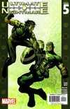Ultimate Nightmare #5 comic books for sale