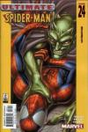 Ultimate Spider-Man #24 comic books for sale