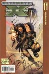 Ultimate X-Men #11 comic books for sale