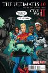 Ultimates #10 comic books for sale