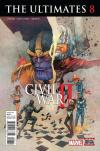 Ultimates #8 comic books for sale