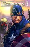 Ultimates 3 #5 comic books for sale