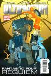 Ultimatum: Fantastic Four Requiem Comic Books. Ultimatum: Fantastic Four Requiem Comics.