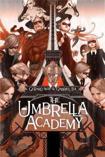 Umbrella Academy Comic Books. Umbrella Academy Comics.