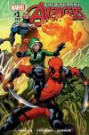 Uncanny Avengers Comic Books. Uncanny Avengers Comics.