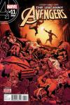 Uncanny Avengers #11 comic books for sale