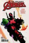 Uncanny Avengers #12 comic books for sale