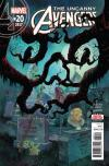 Uncanny Avengers #20 comic books for sale