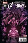 Uncanny Avengers #22 comic books for sale