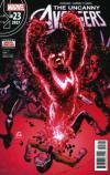 Uncanny Avengers #23 comic books for sale