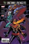 Uncanny Avengers #25 comic books for sale
