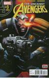 Uncanny Avengers #3 comic books for sale