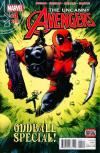 Uncanny Avengers #4 comic books for sale