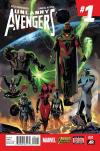 Uncanny Avengers # comic book complete sets Uncanny Avengers # comic books