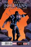 Uncanny Inhumans Comic Books. Uncanny Inhumans Comics.