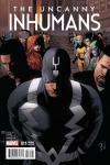 Uncanny Inhumans #11 comic books for sale