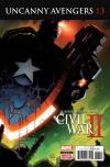 Uncanny Inhumans #13 comic books for sale
