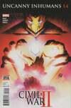 Uncanny Inhumans #14 comic books for sale