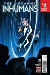 Uncanny Inhumans #15 comic books for sale