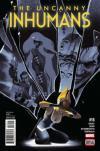 Uncanny Inhumans #16 comic books for sale