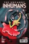 Uncanny Inhumans #17 comic books for sale