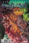 Uncanny Inhumans #1 comic books for sale