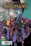 Uncanny Inhumans #4 comic books for sale