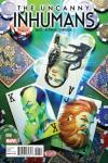 Uncanny Inhumans #6 comic books for sale
