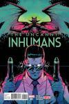 Uncanny Inhumans #7 comic books for sale