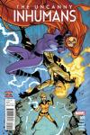 Uncanny Inhumans #9 comic books for sale