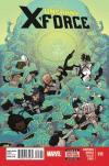 Uncanny X-Force #15 comic books for sale