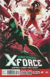 Uncanny X-Force #3 comic books for sale