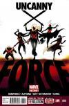 Uncanny X-Force #6 comic books for sale