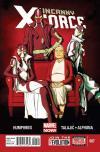 Uncanny X-Force #7 comic books for sale