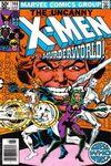 Uncanny X-Men #146 Comic Books - Covers, Scans, Photos  in Uncanny X-Men Comic Books - Covers, Scans, Gallery