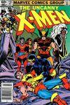 Uncanny X-Men #155 Comic Books - Covers, Scans, Photos  in Uncanny X-Men Comic Books - Covers, Scans, Gallery