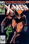 Uncanny X-Men #173 comic books for sale