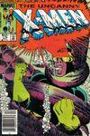 Uncanny X-Men #176 comic books for sale