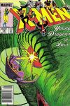 Uncanny X-Men #181 comic books for sale