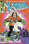 Uncanny X-Men #182 comic books for sale