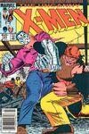 Uncanny X-Men #183 comic books for sale