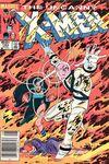 Uncanny X-Men #184 comic books for sale