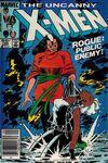 Uncanny X-Men #185 comic books for sale