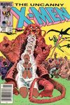 Uncanny X-Men #187 comic books for sale