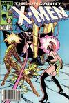 Uncanny X-Men #189 comic books for sale