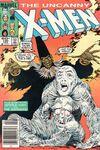 Uncanny X-Men #190 comic books for sale