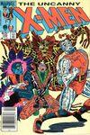 Uncanny X-Men #192 comic books for sale