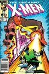 Uncanny X-Men #194 comic books for sale
