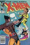 Uncanny X-Men #195 comic books for sale