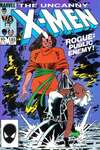 Uncanny X-Men #185 comic books for sale